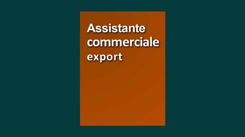 Assistante Commerciale Export